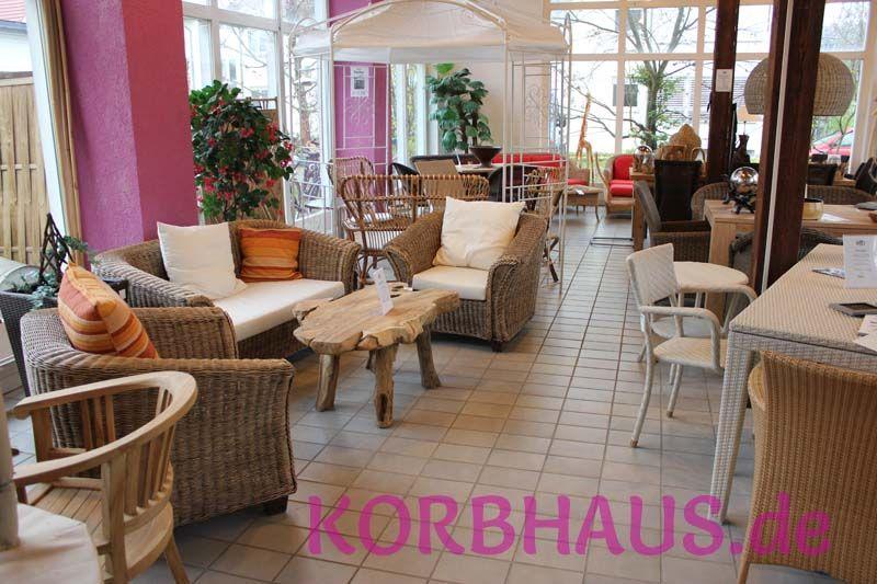 Foyer Wintergarten, Outdoor